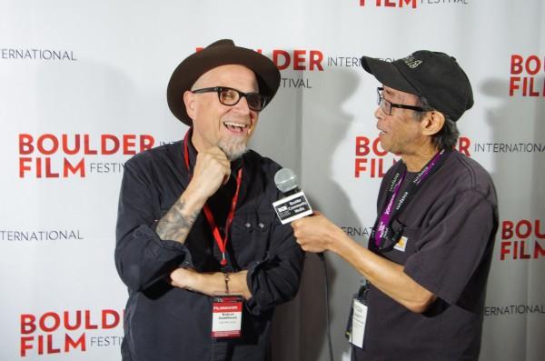 Alan interviews Bobcat